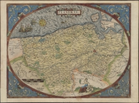 1. Historical maps 16th century