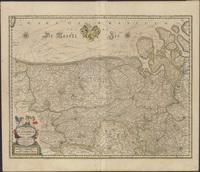 Comitatus Flandriae nova tabula (1639-1649)