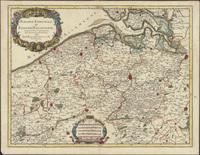 Flandre Espagnole et Flandre Hollandoise (1674)