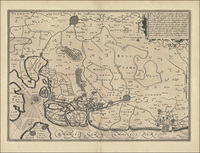 Germania Inferior id est, XVII Provinciarum ejus novae et exactae Tabulae Geographicae, cum Luculentis Singularum descriptionibus additis à Petro MontanoZwin