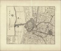 Table des cartes des Pays Bas et des frontieres de France, avec un recueil des plans des villes, sièges et batailles données entre les hauts allies et la FrancePlan de la ville et citadelle de Dunkerque