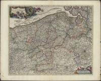 Comitatus Flandriae accuratissima descriptio