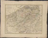 Nouvelle carte de la province de Flandre (1793)