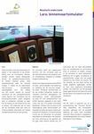 Nautisch onderzoek - Lara: binnenvaartsimulator