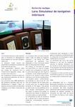 Recherche nautique: Lara - simulateur de navigation intérieure