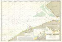 Noordzee Belgisch-Nederlandse kust - Monding der Westerschelde van Oostende tot Westkapelle (1981)