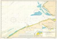 Noordzee Belgisch-Nederlandse kust - Monding der Westerschelde van Oostende tot Westkapelle (1972)