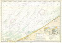 Noordzee Frans-Belgische kust - van Duinkerke tot Oostende (1975)