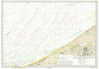 Noordzee Frans-Belgische kust - van Duinkerke tot Oostende (1979)