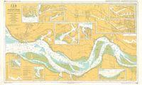Netherlands and Belgium Westerschelde Vlissingen to Baalhoek and Terneuzen - Gent Canal (1993)