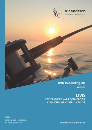 LIVIS: Een transitie naar commerciële kleinschalige visserij in België
