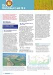 De kustbarometer: De indicator: het belang van de landbouw in de kustzone
