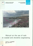 Manual on the use of rock in coastal and shoreline engineering