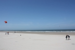 Monitoringscampagne windgedreven (eolisch) zandtransport op het strand van Raversijde (2016.05.13): topografische opmeting van het strand.