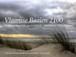 Vlaamse baaien 2100
