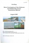 EurOtop wave overtopping of sea defences and related structures: assessment manual