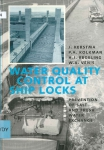 Water quality control at ship locks: prevention of salt-and fresh water exchange