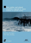 Piers, jetties and related structures exposed to waves:  Guidelines for hydraulic loadings
