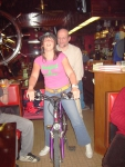 Bij Fernand- Karel en Stefanie