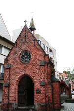 Visserskapelletje, Heist