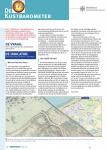 De kustbarometer: De indicator: Historische kaarten kustzone - HisGISKUST