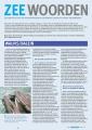 Zeewoorden: een speurtocht naar de naamsverklaring van zandbanken, geulen en andere 'zee-begrippen'. Walvis/Balein; Spanjaardbank