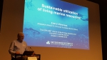 2016.10.12 Launch of the Marine Biotechnology Research and Innovation Roadmap