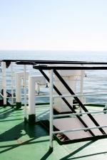 Trappen op de Zeeleeuw. (19.07.07)