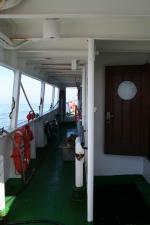 Een gang op de Zeeleeuw. (19.07.07)