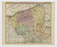 Flandriae comitatus pars occidentalis