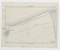 Carte topographique de la Belgique, dressée sous la direction de Ph.Vander Maelen, fondateur de l'établissement géographique de Bruwelles, à l'échelle de 1 à 20.000, en 250 feuilles. - Dunkerque