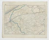 Carte topographique de la Belgique, dressée sous la direction de Ph.Vander Maelen, fondateur de l'établissement géographique de Bruwelles, à l'échelle de 1 à 20.000, en 250 feuilles. - Ghistelles