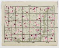 Carte topographique de la Belgique, dressée sous la direction de Ph.Vander Maelen, fondateur de l'établissement géographique de Bruwelles, à l'échelle de 1 à 20.000, en 250 feuilles. - Tamise