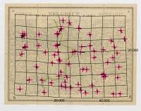 Carte de la Belgique d'après Ferraris, augmentée des plans des six villes principales et de l'indication des routes, canaux et autres traveaux exécutés depuis 1777 jusqu'en 1831. 42 feuilles. II Anvers