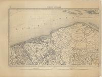 Cartes topographiques et militaires de la Belgique - Westcapelle