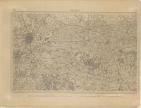 Cartes topographiques et militaires de la Belgique - Bruges