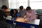 Bezoek aan aquarium Nausicaa en workshop in Boulogne-sur-Mer, Frankrijk (2016.05.12)
