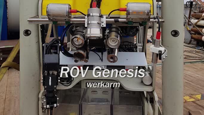 ROV Genesis - werkarm