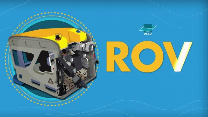 ROV Genesis, de onderwaterrobot van het VLIZ