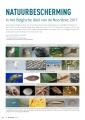 Natuurbescherming in het Belgische deel van de Noordzee 2017