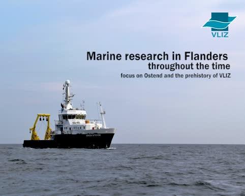 Historiek van de mariene wetenschappen in Vlaanderen - focus Oostende
