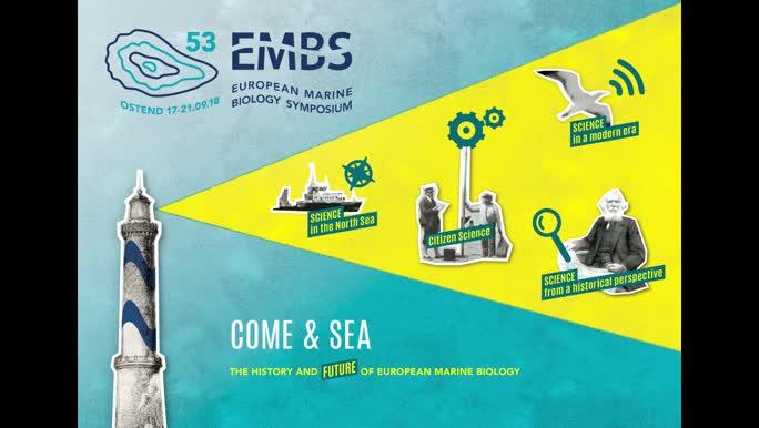 EMBS53 European Marine Biology Symposium 2018: promo video