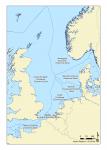 Exclusive Economic Zones in the North Sea (version 10, 2018)
