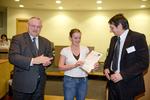 Uitreiking VLIZ North Sea Award 2007