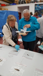 2018.06.07 Fish identification Training SeaWatch-B