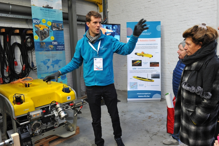Dag van de Wetenschap 2018 - Noordzeemysteries