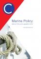 Marine Policy - Marine Policy and Legislation 2018
