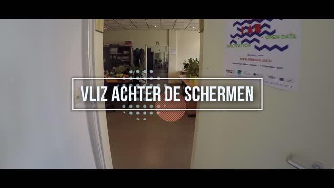 VLIZ behind the scenes