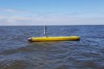 USV Adhemar actief in de Noordzee