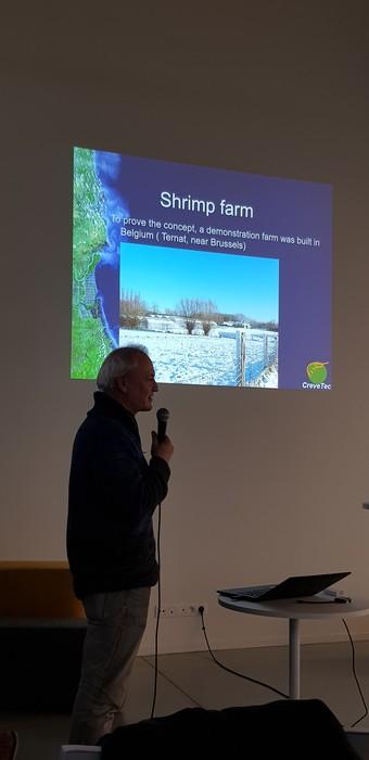 Vlaams Aquacultuur symposium 2019